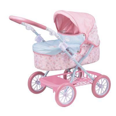 Коляска для куклы BABY ANNABELL - ДЕЛЮКС (складная, с сумкой)