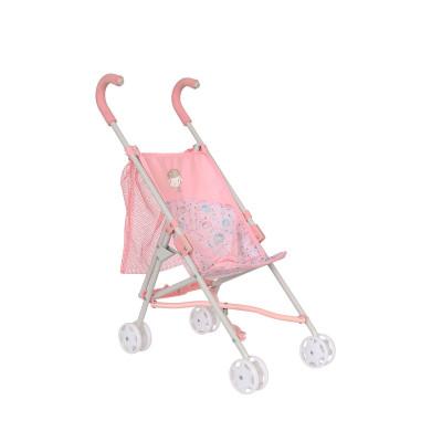 Коляска для куклы BABY ANNABELL - ЧУДЕСНАЯ ПРОГУЛКА (прогулочная, складная, с сумочкой)