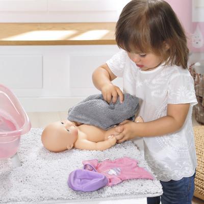 Кукла MY FIRST BABY ANNABELL - ЛЮБЛЮ КУПАТЬСЯ (30 см, с ванночкой)