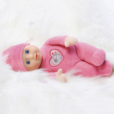Кукла NEWBORN BABY ANNABELL - МАМИНА КРОХА (22 см)