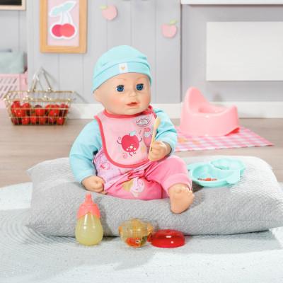Интерактиваня кукла Baby Annabell - ЛАНЧ КРОШКИ АННАБЕЛЬ (43 cm, с аксессуарами, озвучена)