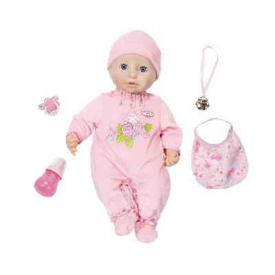Интерактивная кукла BABY ANNABELL - МОЯ МАЛЕНЬКАЯ ПРИНЦЕССА (43 см, с аксессуарами, озвучена)