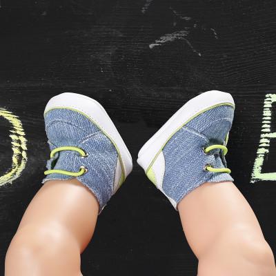 Обувь для куклы BABY BORN - СТИЛЬНЫЕ КРОССОВКИ (2 в ассорт.)