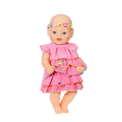 Набор одежды для куклы BABY BORN - ЛЕТНЕЕ ПЛАТЬЕ