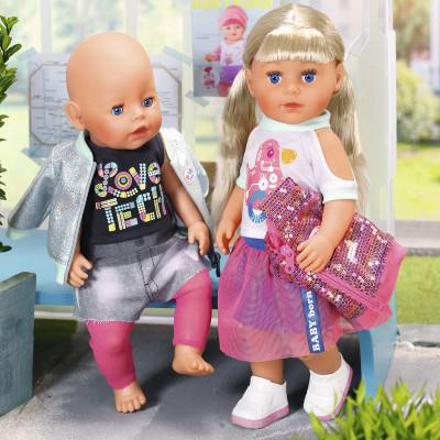 Набор одежды для куклы BABY BORN - СИТИ СТИЛЬ