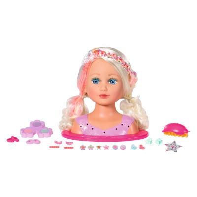 Кукла-манекен BABY BORN - МОДНЫЙ ПАРИКМАХЕР (с аксессуарами)