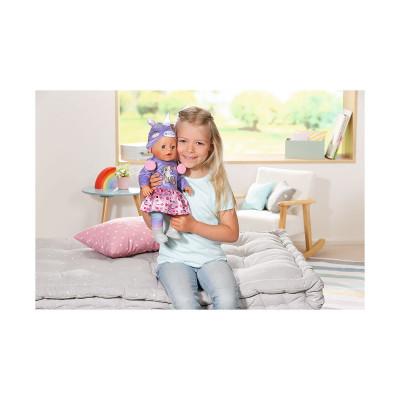 """Кукла BABY BORN серии """"Нежные объятия"""" - МИЛЫЙ ЕДИНОРОГ (43 cm, с аксессуарами)"""
