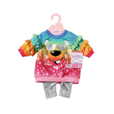 Набор одежды для сестрёнки BABY BORN - ТРЕНДОВЫЙ ЛУК