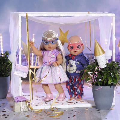 """Набор одежды для куклы BABY BORN серии """"День Рождения"""" - ДЕЛЮКС (на 43 cm)"""