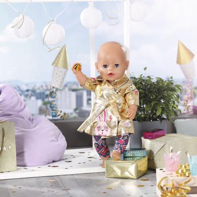 """Набор одежды для куклы BABY BORN серии """"День Рождения"""" - ПРАЗДНИЧНОЕ ПАЛЬТО (на 43 cm)"""