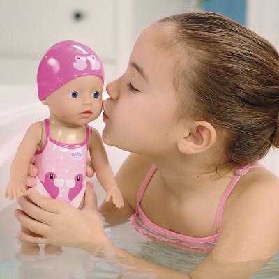 "Интерактивная кукла BABY BORN серии ""My First"" - ПЛОВЧИХА (30 cm)"