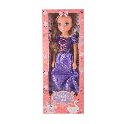 Кукла BAMBOLINA - ПРИНЦЕССА РОУЗ (80 см)