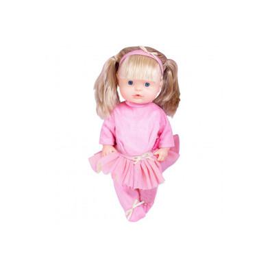 Говорящая кукла BAMBOLINA NENA - МАЛЕНЬКАЯ БАЛЕРИНА (оз. укр.яз.,36 см, пьет, мочит подгуз.,с аксеc)