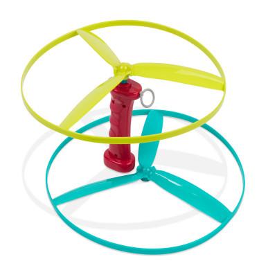 Игровой набор - ЛЕТАЮЩИЕ ПРОПЕЛЛЕРЫ (2 пропеллера, пусковое устройство)