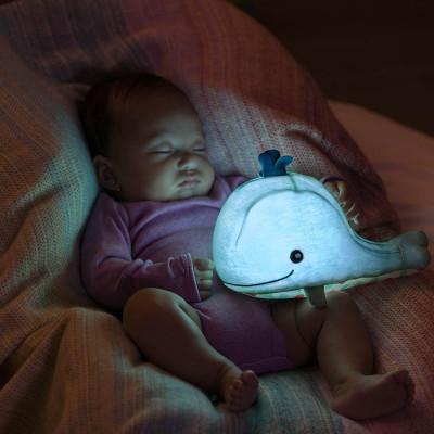 Мягкая игрушка-ночник - КИТЕНОК ШШШ (свет, звук)