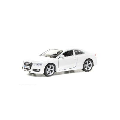Автомодель - AUDI A5 (ассорти синий  металлик, белый, 1:32)