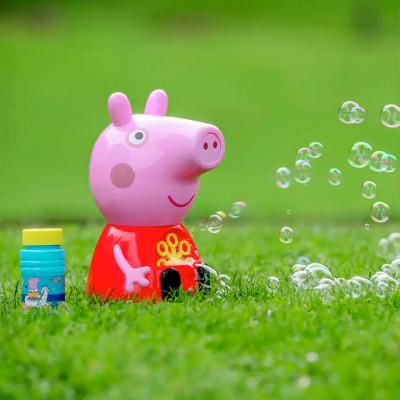 Игровой набор с мыльными пузырями PEPPA PIG - БАББЛ-МАШИНА