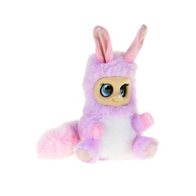 "Мягкая игрушка BUSH BABY WORLD серии ""Блестящие"" - ЛАВАНДА"