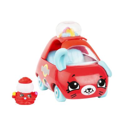 Мини-машинка SHOPKINS CUTIE CARS S3 - БАБЛИ-КАР (с мини-шопкинсом)