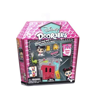 Игровой набор DISNEY DOORABLES - КОРПОРАЦИЯ МОНСТРОВ (2 героя, домик, акс.)