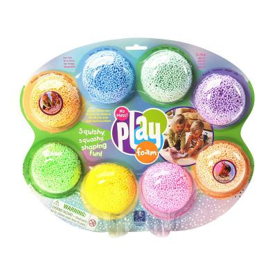 Набор шарикового пластилина EDUCATIONAL INSIGHTS - РАДУГА (8 цветов)