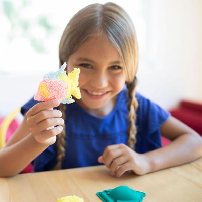 Набор шарикового пластилина EDUCATIONAL INSIGHTS - ПОДВОДНЫЙ МИР (2 формочки, 4 цвета)