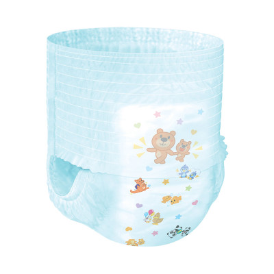 Трусики-подгузники CHEERFUL BABY для детей 6-11 кг (размер M, унисекс, 58 шт)