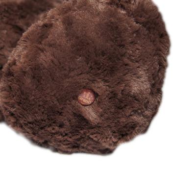 Мягк. игр. - МЕДВЕДЬ (коричневый, с бантом, 25 cm)