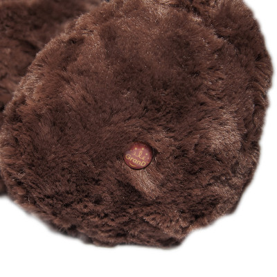 Мягк. игр. - МЕДВЕДЬ (коричневый, с бантом, 40 cm)