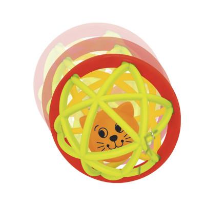 Погремушка-шарик - ШУСТРЫЙ КОТЕНОК