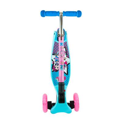 Скутер лицензионный - L.О.L. SURPRISE! (3-х колесный, 2 колеса впереди, тормоз, до 50 kg)