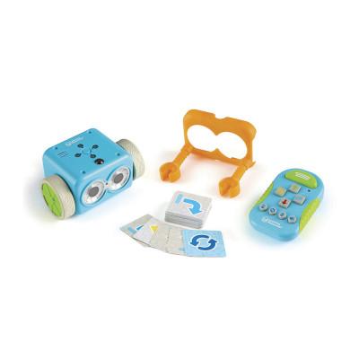 Игровой STEM-набор LEARNING RESOURCES – РОБОТ BOTLEY (программируемая игрушка-робот, пульт, аксесс.)