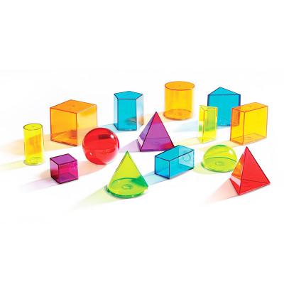 Обучающий набор LEARNING RESOURCES – 3D-ГЕОМЕТРИЯ