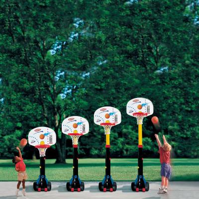 Игровой набор - СУПЕРБАСКЕТБОЛ (складной, регулируемая высота 210 см)