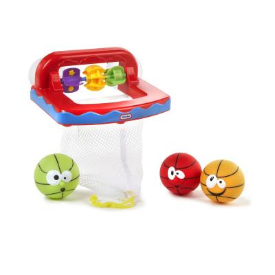 Игровой набор - БАСКЕТБОЛ (для игры в ванной)