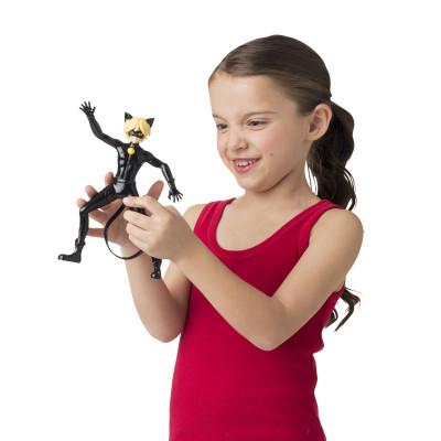 "Кукла-мальчик ""ЛЕДИ БАГ И СУПЕР-КОТ""  - КОТОКЛИЗМ (19 см, 2 точки артикуляции, с аксессуаром)"