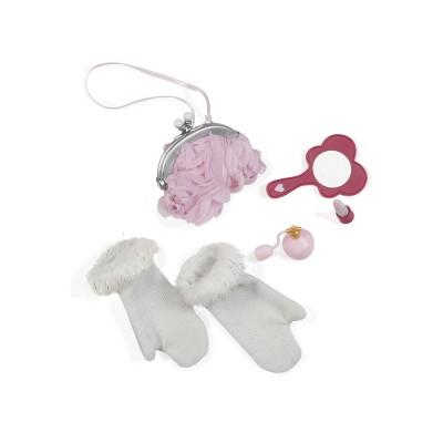 Мини-набор аксессуаров для куклы OUR GENERATION - ГЛАМУР (сумочка, 4 аксессуаров)