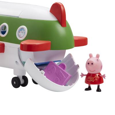 Игровой набор Peppa - САМОЛЕТ ПЕППЫ (самолет, фигурка Пеппы)