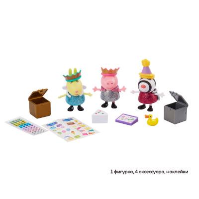 Игровой набор Peppa - ВОЛШЕБНЫЕ СЮРПРИЗЫ ПЕППЫ (6 видов в ассорт., в дисплее)