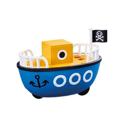 Игровой набор Peppa - КОРАБЛИК ДЕДУШКИ ПЕППЫ (кораблик, фигурка Джорджа)