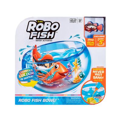 Интерактивный игровой набор ROBO ALIVE – РОБОРЫБКА В АКВАРИУМЕ