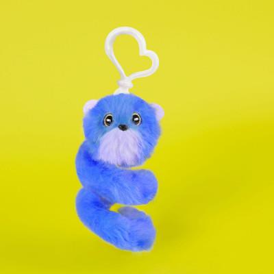 Мягкая игрушка POMSIE POOS S1 – БОБЕР ДЖЕК (на клипсе)