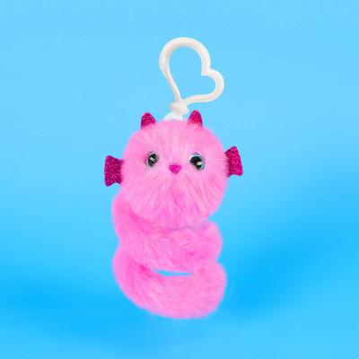 Мягкая игрушка POMSIE POOS S1 – ДРАКОНЧИК ЗУ (на клипсе)