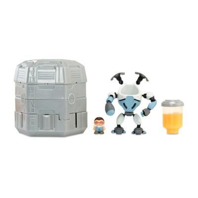 Игровой набор с роботом READY2ROBOT - ФАНТАСТИЧЕСКИЙ СЮРПРИЗ (в ассорт., в дисплее)