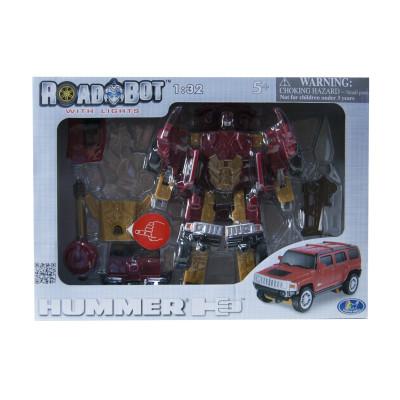 Робот-трансформер - HUMMER (1:32)