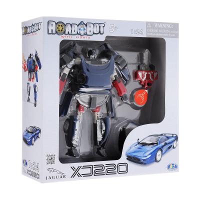 Робот-трансформер - JAGUAR XJ220 (1:24)