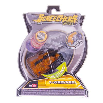 Машинка-трансформер SCREECHERS WILD! L 2 -ТИ-РЕККЕР