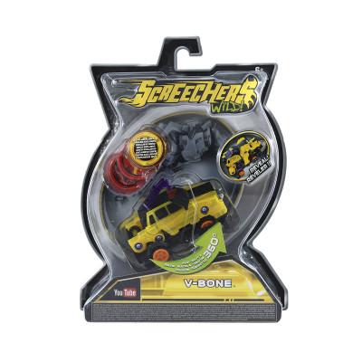 Машинка-трансформер SCREECHERS WILD! L 2 - ВИ-БОН