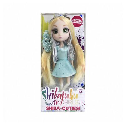 "Кукла SHIBAJUKU серии ""Мини"" - КОИ (15 см, 6 точек артикуляции, с аксессуаром)"