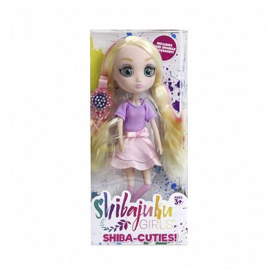 "Кукла SHIBAJUKU серии ""Мини"" - ШИЗУКА (15 см, 6 точек артикуляции, с аксессуаром)"
